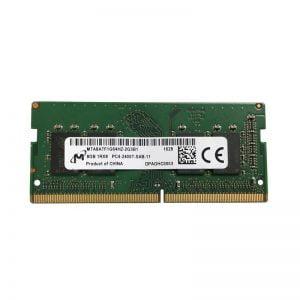 Оперативная память для ноутбука 8GB 1.2V DDR4 PC4-19200 2400Mhz Micron MTA8ATF1G64HZ-2G3B1