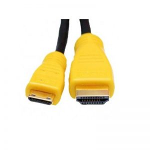 Кабель HDMI A to HDMI C (mini), 2.0m EXTRADIGITAL (KD00AS1514)