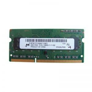 Память оперативная для ноутбука 4GB SODIMM PC3-12800 DDR3L 1600MHz MICRON MT8KTF51264HZ-1G6E1