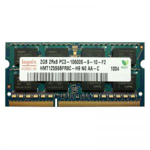 Оперативная память для ноутбука SODIMM DDR3 2Gb DDR3 1333MHz SK hynix HMT125S6BFR8C-H9
