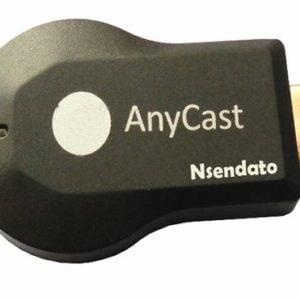 Miracast WiFi HDMI адаптер для телевизора, model Anycast M2