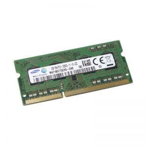 Оперативная память для ноутбука SODIMM DDR3 2GB 1600MHz pc-12800 Samsung M471B5773CHS-CK0