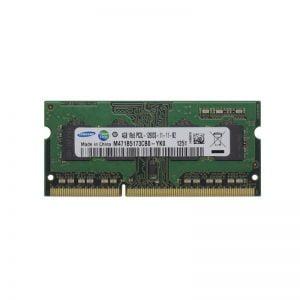 Оперативная память для ноутбука SODIMM DDR3 4GB 1600MHz pc-12800 1.35/1.5V Samsung M471B5173CB0-YK0