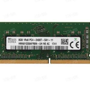Оперативная память для ноутбука SODIMM DDR4 8GB 2400MHz SK hynix HMA81GS6AFR8N-UH