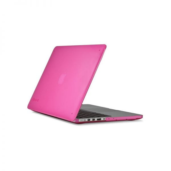 Чехол Speck SeeThru for MacBook Pro 13″ Hot Lips Pink (SPK-A2817) 1