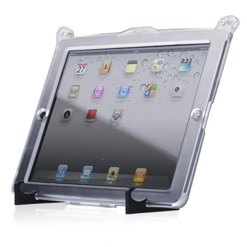 Чехол для iPad с замком Tunewear Securiti Locker Case Clear (IPAD2-SEC-LOCK-01) 2