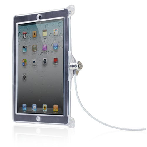 Чехол для iPad с замком Tunewear Securiti Locker Case Clear (IPAD2-SEC-LOCK-01) 3