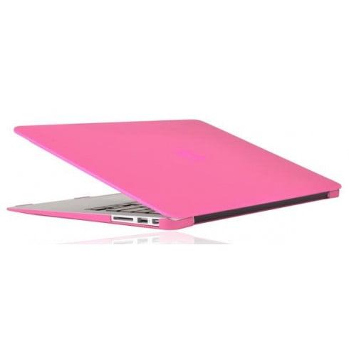 Чехол для MacBook Air 11 Incipio Feather Ultralight Hard Shell Case Matte Pink (INC-IM235) 1