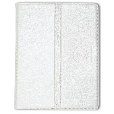 Чехол для планшета 10 Asus TF200/TF300/TF700 Dublon Leatherworks Ironhide Case Pearl White (360903) 1