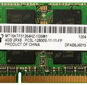 Память для ноутбука Micron Crucial DDR3 1600 4GB 1.5/1.35V CT51264BF160BJ