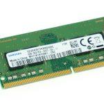 SODIMM DDR4 8GB PC4-19200 2400 MHz Samsung M471A1K43BB1-CRC