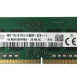 Hynix SODIMM DDR4 4GB 2400MHz HMA851S6AFR6N-UH